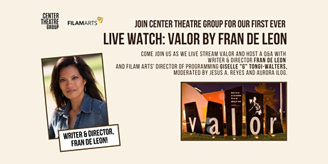 Live Watch: 'Valor' by Fran de Leon tickets