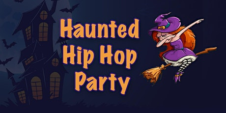 Live Zoom Dance Class for Kids - Haunted Hip Hop Party - 6-10 yrs old tickets