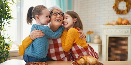 Holidays with Grandparents:  Meaningful Celebrations Even While Far Apart tickets
