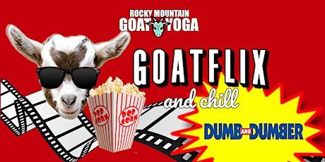 Goatflix and Chill  - November 7th (RMGY Studio) tickets