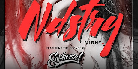 NDSTRY Night at Tongue and Groove with Special Guest DJ EUPHORIA! tickets