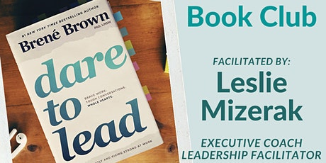 Dare to Lead Book Club - Spring 2021 tickets