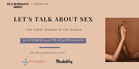Break The Stigma: Let's Talk About Sex tickets
