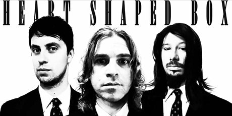 Heart Shaped Box (Nirvana Tribute), Heavy Pedal tickets