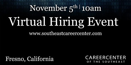 Free Virtual Hiring Event- PSSI, Fresno tickets
