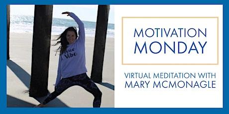 Virtual Event: Meditation with Mary McMonagle '16 - Nov 16 tickets