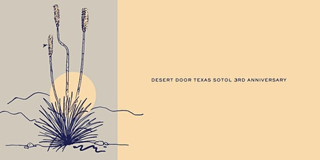 Desert Door 3rd Anniversary Party tickets