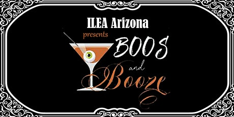 Boos & Booze tickets