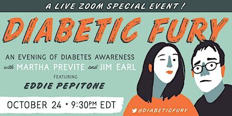 Diabetic Fury 2 - An Evening Of Diabetes Awareness tickets