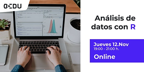 Análisis de datos con R/Sesiones en vivo. boletos