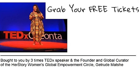 FREE Online Event For Women Who Want To Speak Up And Be Heard tickets