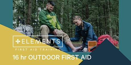Outdoor First Aid (16 hr) tickets
