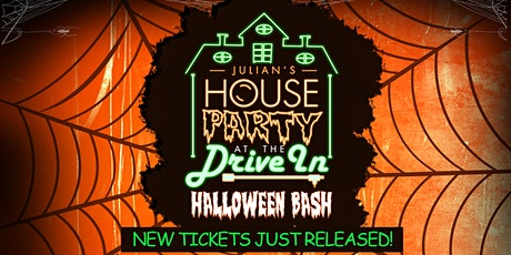 House Party @ The Drive-In Halloween Bash tickets