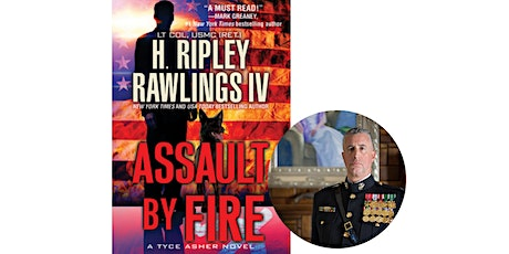 Military and Political Thrillers with Rip Rawlings and John Gilstrap tickets