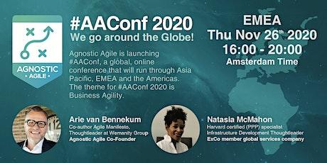 #AAConf 2020 EMEA tickets