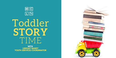Toddler Story Time - December tickets