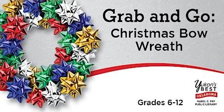 Christmas Bow Wreath (Teen) tickets