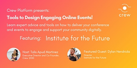 Engaging Online Events! tickets