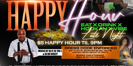 Late Night Happy-Hour tickets