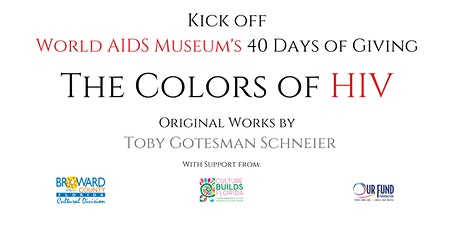 The Colors of HIV Exhibition tickets