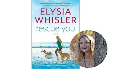 Elysia Whisler Celebrates Debut: RESCUE YOU tickets