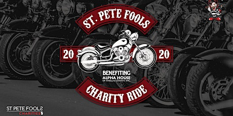 St Pete Fools Presents Charity Ride 2020 tickets