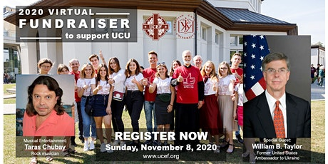 Ukrainian Catholic University's Virtual Midwest Fundraiser tickets