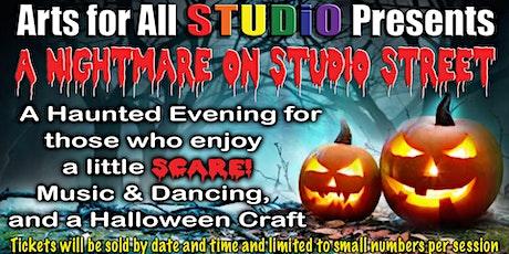 A Nightmare on Studio Street tickets