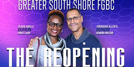 Greater South Shore FGBC 9:45am Sunday Service tickets
