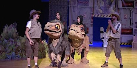 """50% de Desconto! Espetáculo infantil """"DinoBabys - O Berçário Jurássico"""" no Teatro Corinthians ingressos"""