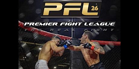 PREMIER FIGHT LEAGUE 26 tickets
