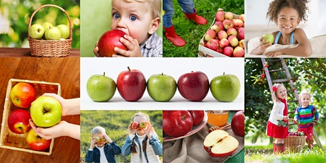 Locally Delicious Kids Edition: All About Apples entradas