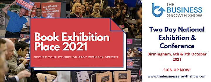 Two Day National Growth Exhibition & Conference image