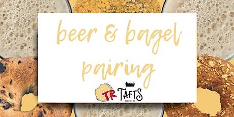 Beer & Bagel Pairing tickets