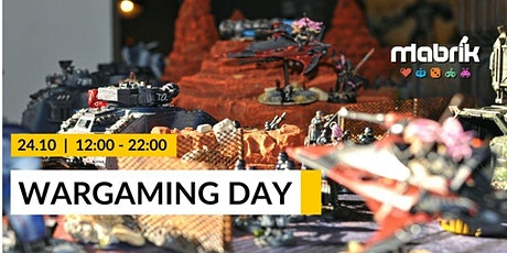 Wargaming Day tickets