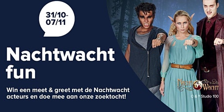 Nachtwacht grime zaterdag 7/11 tickets