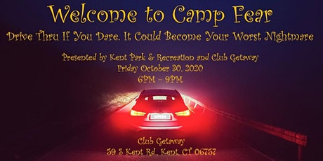 Kent Park and Recreation Haunted Drive-Thru tickets