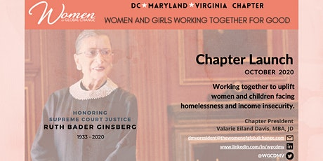 Launch & Interest Meeting for NEW DMV Chapter of Women of Global Change Tickets