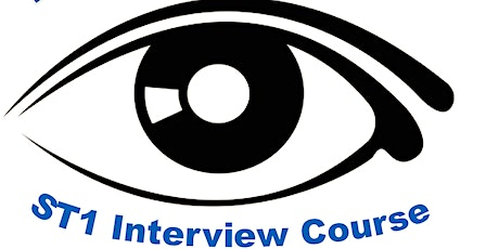 Northern Ophthalmology ST1 Interview Course - Virtual workshop tickets