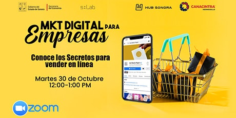 Marketing Digital para Empresas entradas