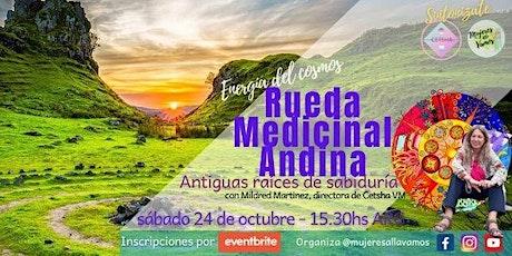 Rueda Medicinal Andina entradas