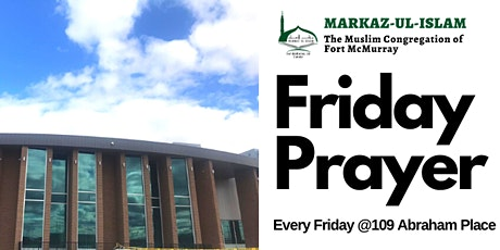 Brothers' Friday Prayer October 23rd  @ 1:15 PM
