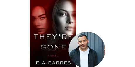 E.A. Aymar releases THEY'RE GONE + Writing During a Pandemic tickets