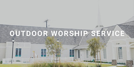 8:30 AM Outdoor Worship Service (Nov. 22) tickets
