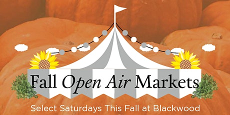 Fall Open Air Markets on the Farm tickets