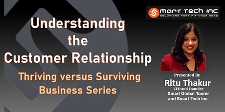 Understanding the Customer Relationship - Business Series tickets