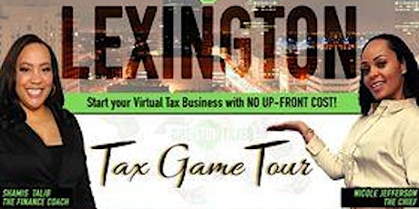 ONE STOP Taxes Super Saturday Lexington tickets