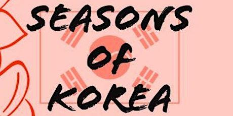 A Taste of Korea tickets