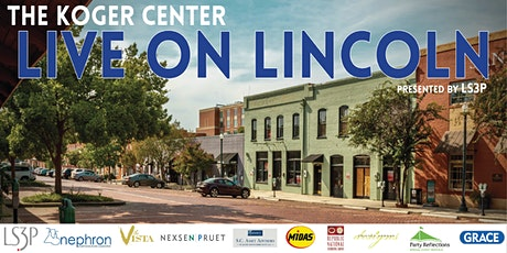 The Koger Center Live on Lincoln tickets