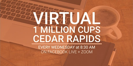 1 Million Cups Cedar Rapids: December 2 tickets